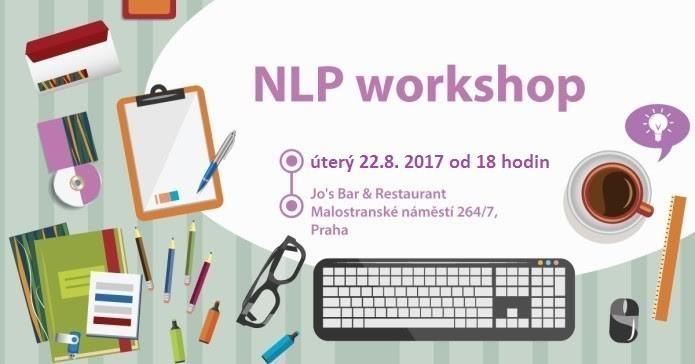 NLP workshop 22.8